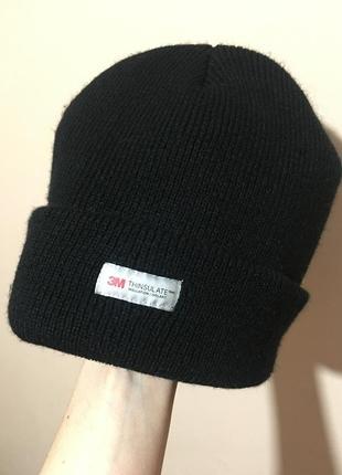 Теплая влагостойкая шапка 3m thinsulate