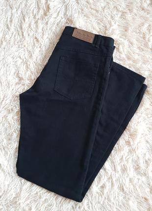 Плотные джинсы черного цвета от fairline