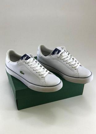 Кроссовки lacoste marling low