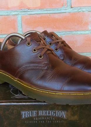 Dr.martens ботинки туфли кожаные оригинал (41)