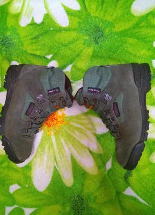 Трекинговые термо ботинки tecnica