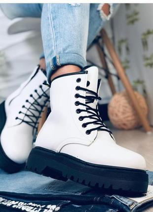 Берцы*ботиночки*зима