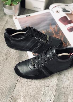 Кожаные туфли, кеды dolce&gabbana 40
