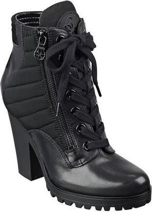 Ботинки женские guess chuby