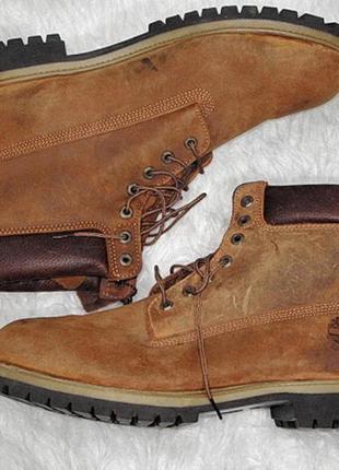 Мужские ботинки timberland большого размера