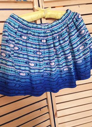 Летняя юбка очень красивая