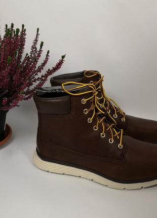 Timberland мужские осенние ботинки размер 8.5 42