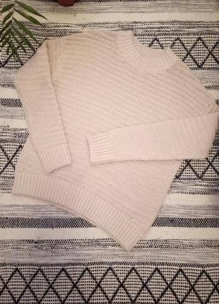 Оверсайз свитерh&m