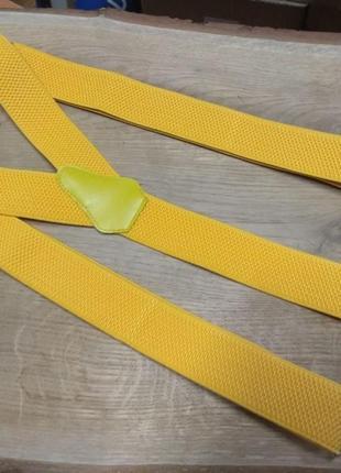 Жовті підтяжки, желтые подтяжки