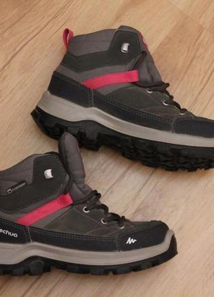 Ботинки quechua, размер 31.