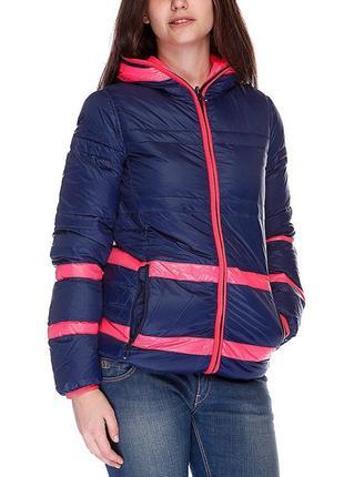 Курточка двостороння