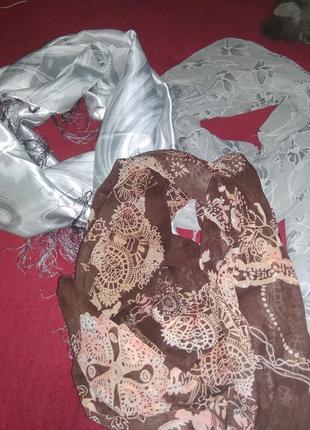 Комплект шарфов