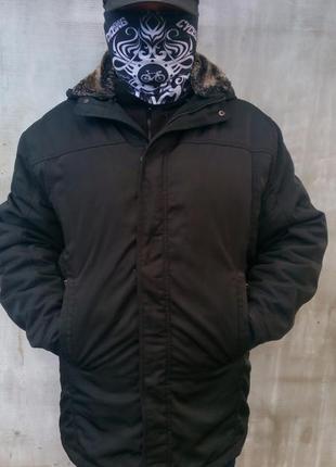Тёплая  куртка.
