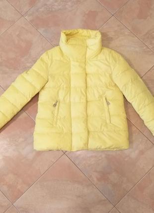 Демисезонная куртка на синтепоне s-m