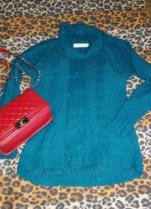 Теплый и мягкий свитер