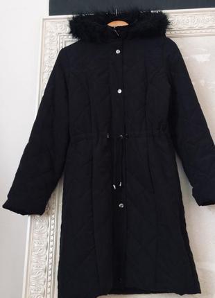 Классное стильное пальто