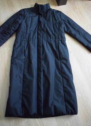 Актуальная длинная куртка макси бойфренд