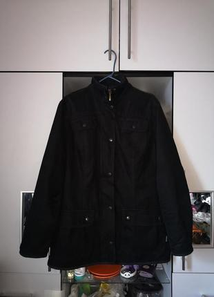 Куртка barbour ladies utility soft cotton jkt