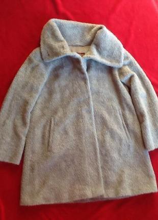 Пальто max mara studio шерсть,альпака,оригинал