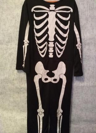 Комбинезон на хеллоуин,7-8лет