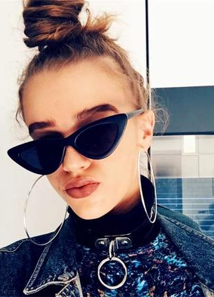 Очки солнцезащитные окуляри аксессуар хит тренд
