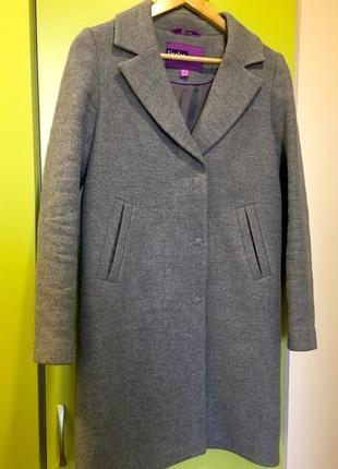 Пальто осеннее (шерсть 80%) vivalon