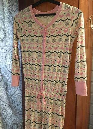 Женская пижама кигуруми