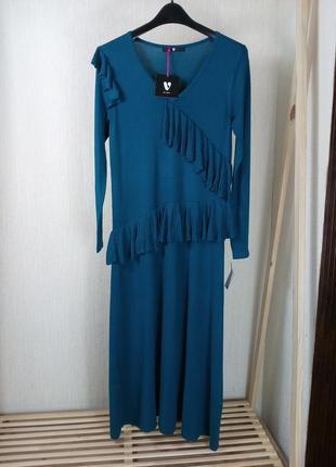 Платье с нюансом