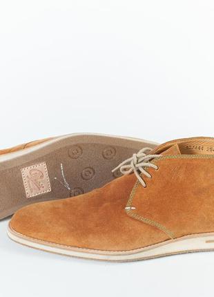 Оригинальные ботинки greve 1898 как clarks