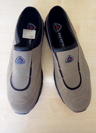 Кожаные туфли eссo
