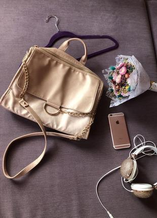 Шикарная пудровая сумка в идеале
