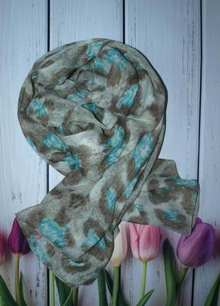 Очень красивый шарф luxe