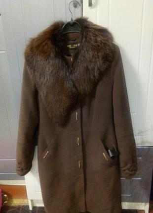Красиво пальто