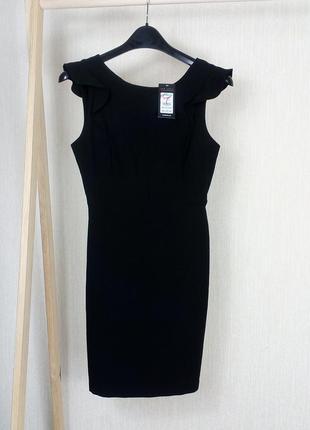 Черное платье, сарафан офис
