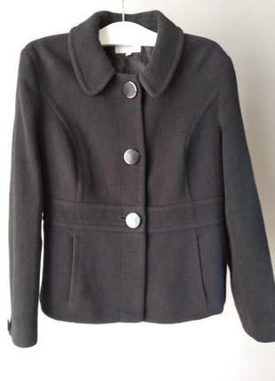 Шерстяная, очень теплая куртка marks & spencer