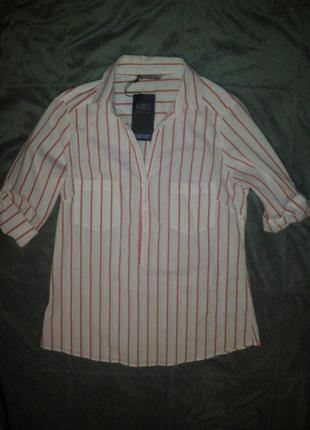 Рубашка женская marks&spencer