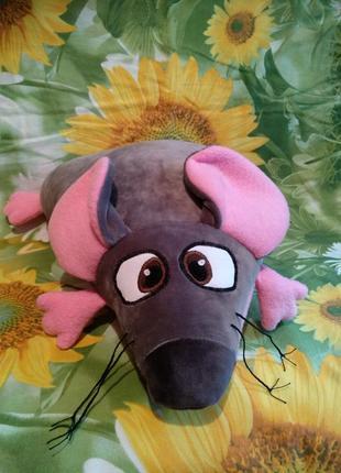 Декоративная подушка крысеныш