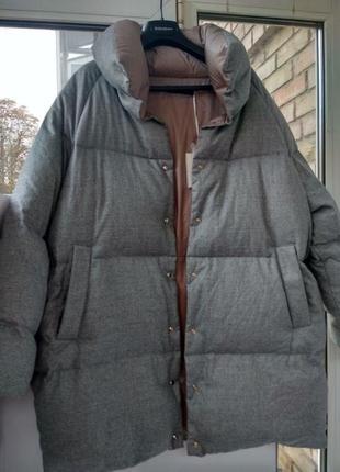 Пуховик, зимний, тёплый, оверсайз, зефирка, одеяло, курточка, куртка, зимняя