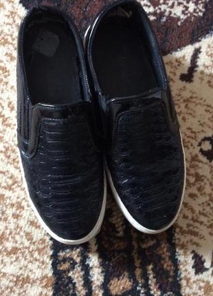 Туфли 👞 на платформе