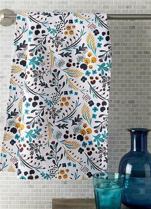 Кухонное полотенце мистический сад  50х70 см
