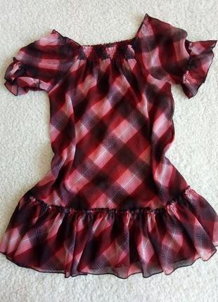 Блуза туника