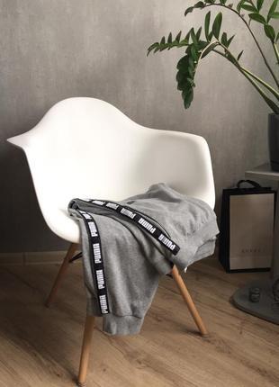 Оригинальные спортивные штаны puma из новых коллекций!