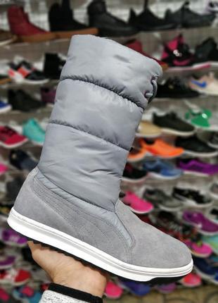 Зимові жіночі черевики puma оригінал нові 36, 38, 38.5