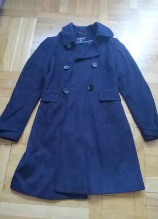 Фирменное кашемировое пальто