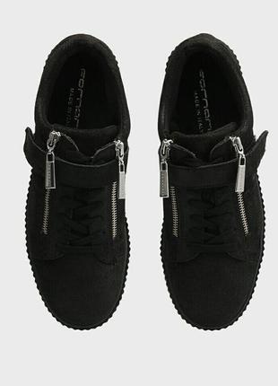 Новые стильные фирменные кроссовки криперы размер 37