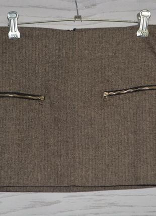 Юбка женская zara размер m