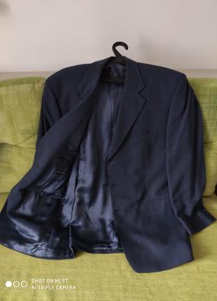 Чоловічий піджак 52-54 розміру