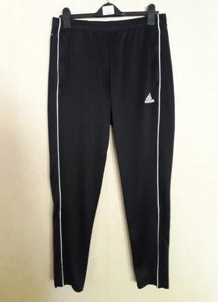 Спортивные зауженные брюки adidas унисекс
