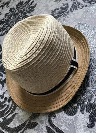 Шляпа панама капелюх hm