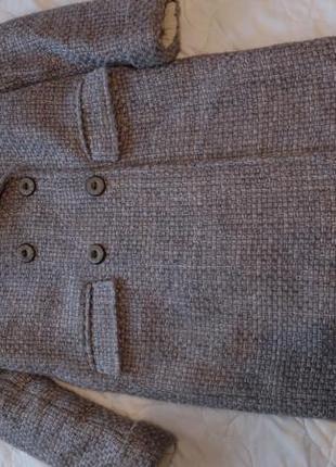 Пальто зимнее в стиле imperial2 фото